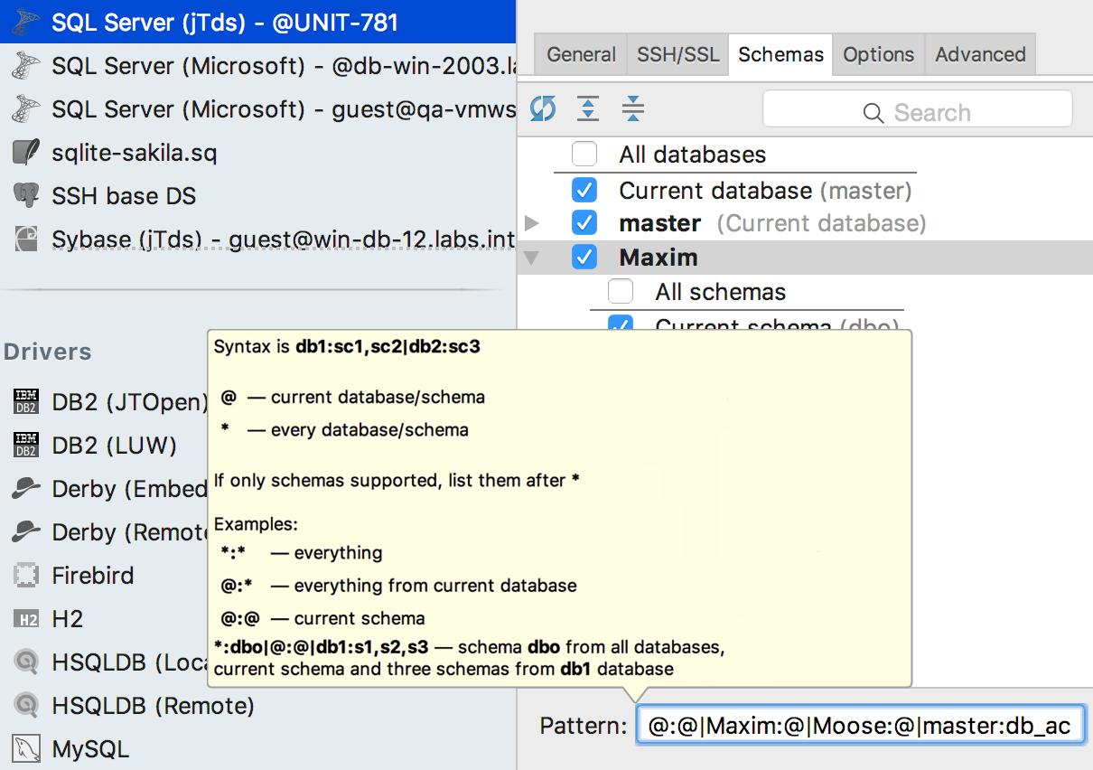 DataGrip — IDE for SQL from JetBrains