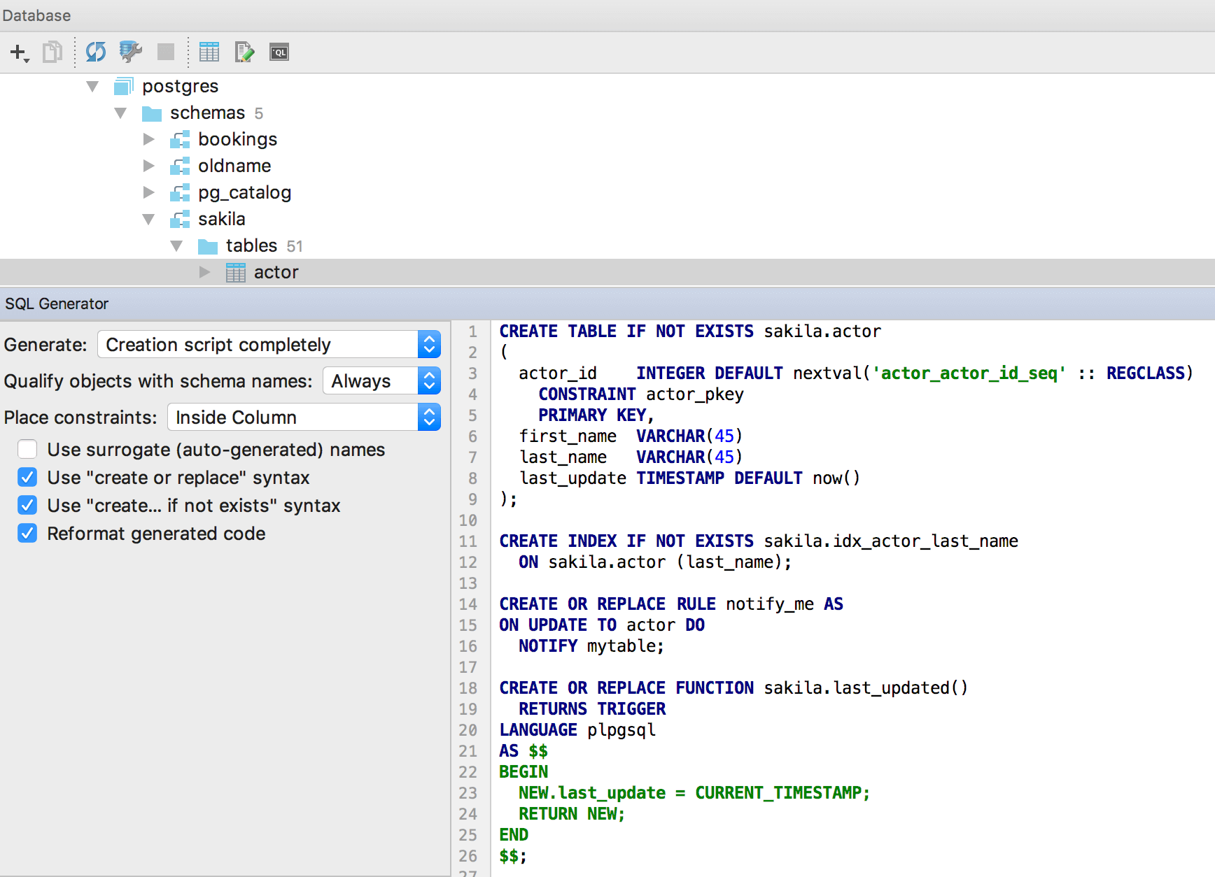 What's New in DataGrip