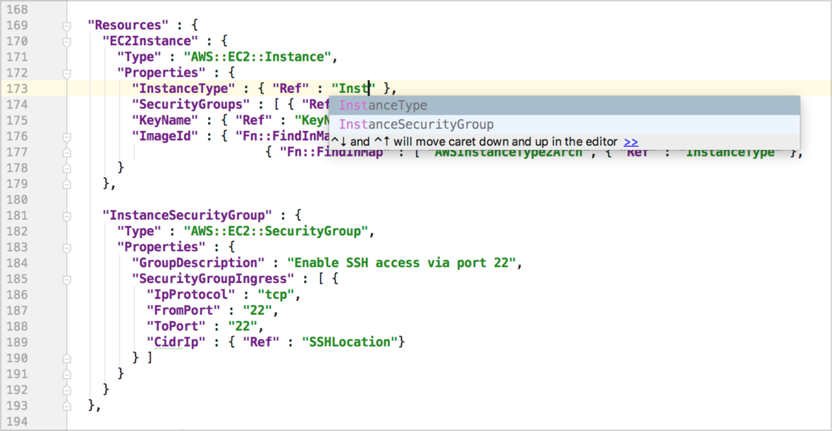 Develop on Amazon Web Services (AWS) with JetBrains Tools