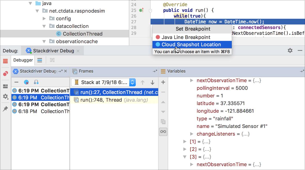 Develop on Google Cloud Platform with JetBrains Tools