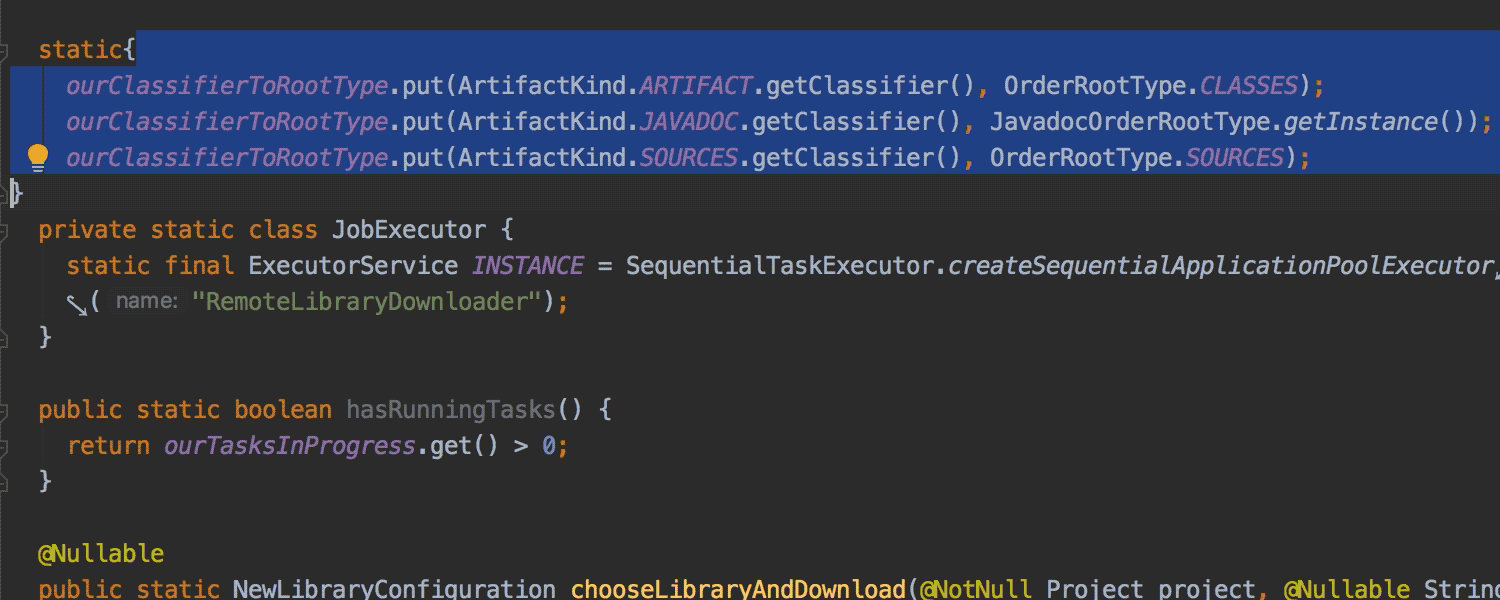 Selected code gets wrapped in quotes or braces automatically