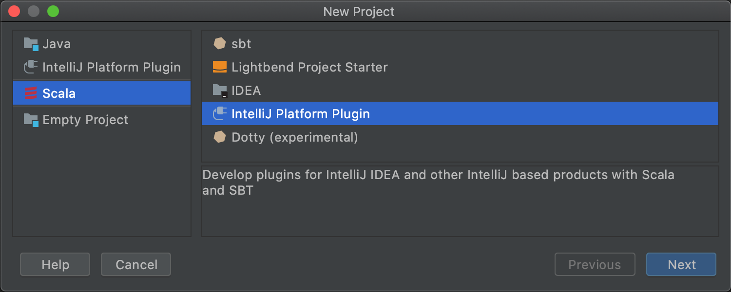 IntelliJ Platform Plugin Template