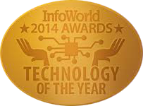 Infoworld Technology of the Year 2014 award