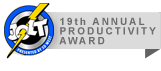 19th Jolt Productivity Award 2009 logo