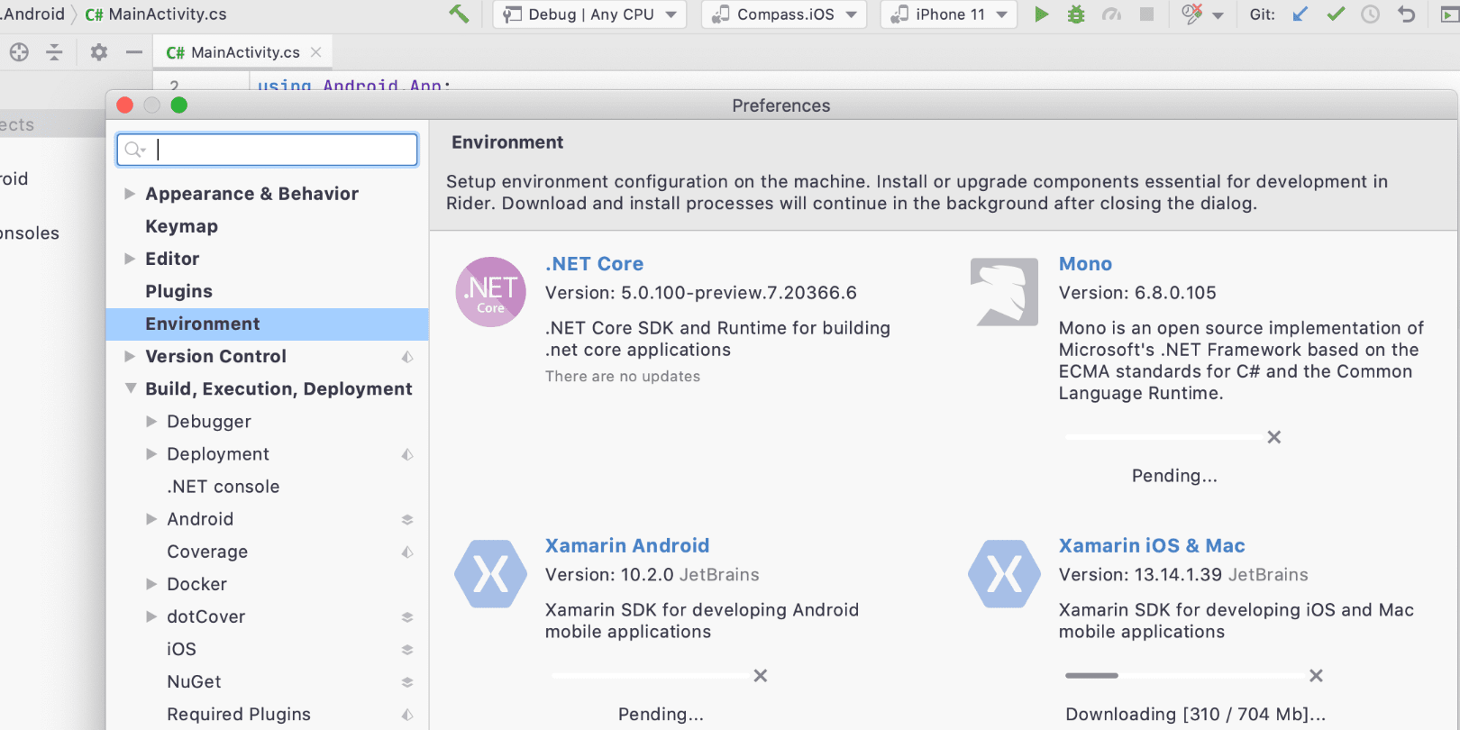 Rider The Professional IDE for Xamarin Developers   JetBrains ...