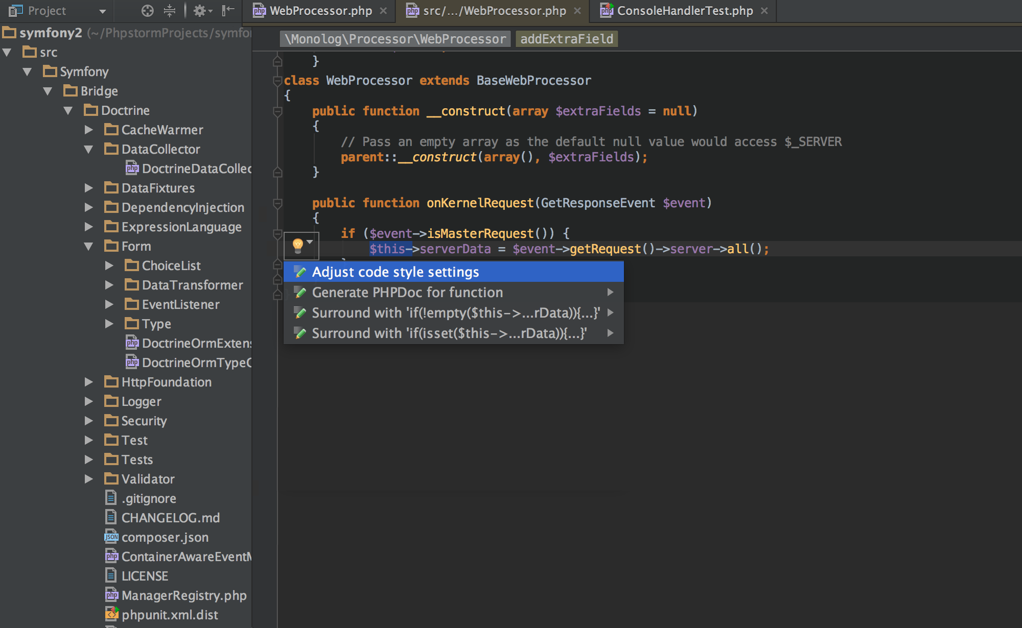 PhpStorm: Lightning-Smart IDE for PHP Programming by JetBrains
