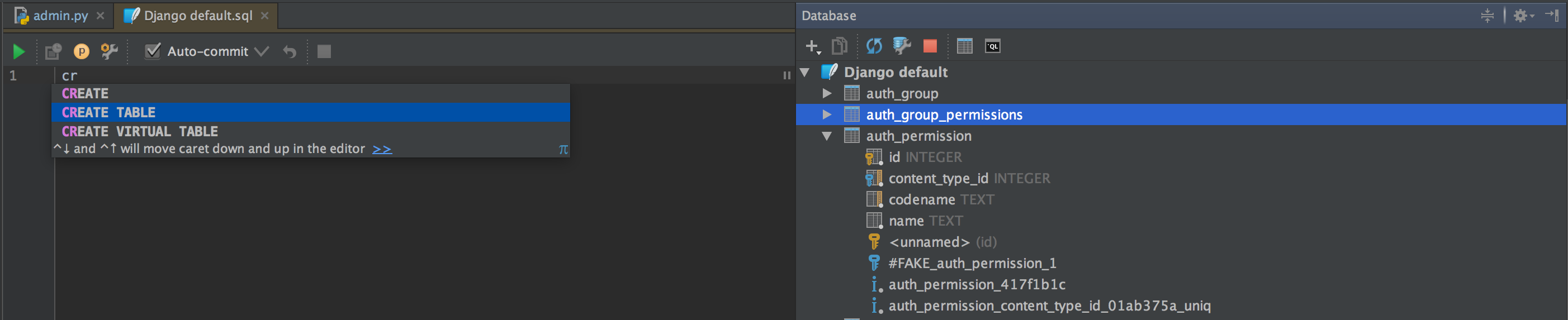 Built-in Developer Tools - Features | PyCharm