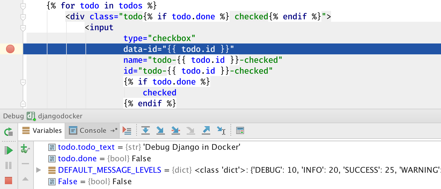 Debugger - Features | PyCharm