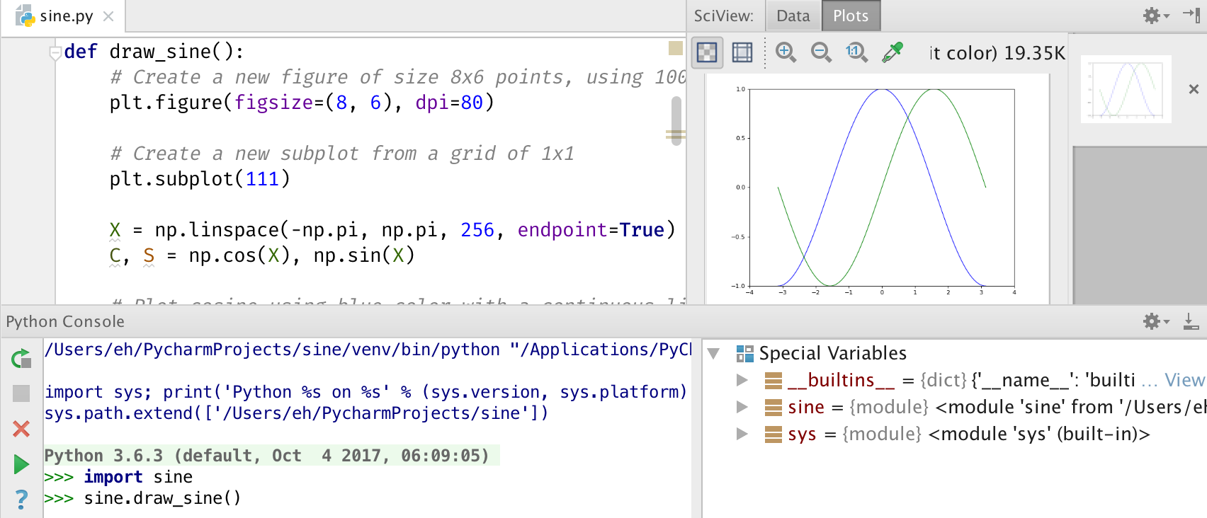 Whats New In PyCharm