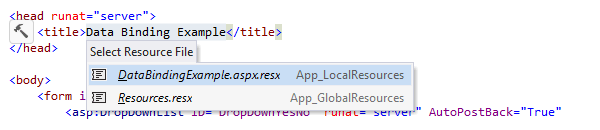 Internationalization assistance in ASP.NET