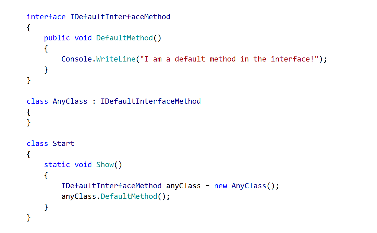 Even Better C# 8 support