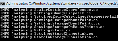 A command-line version of ReSharper