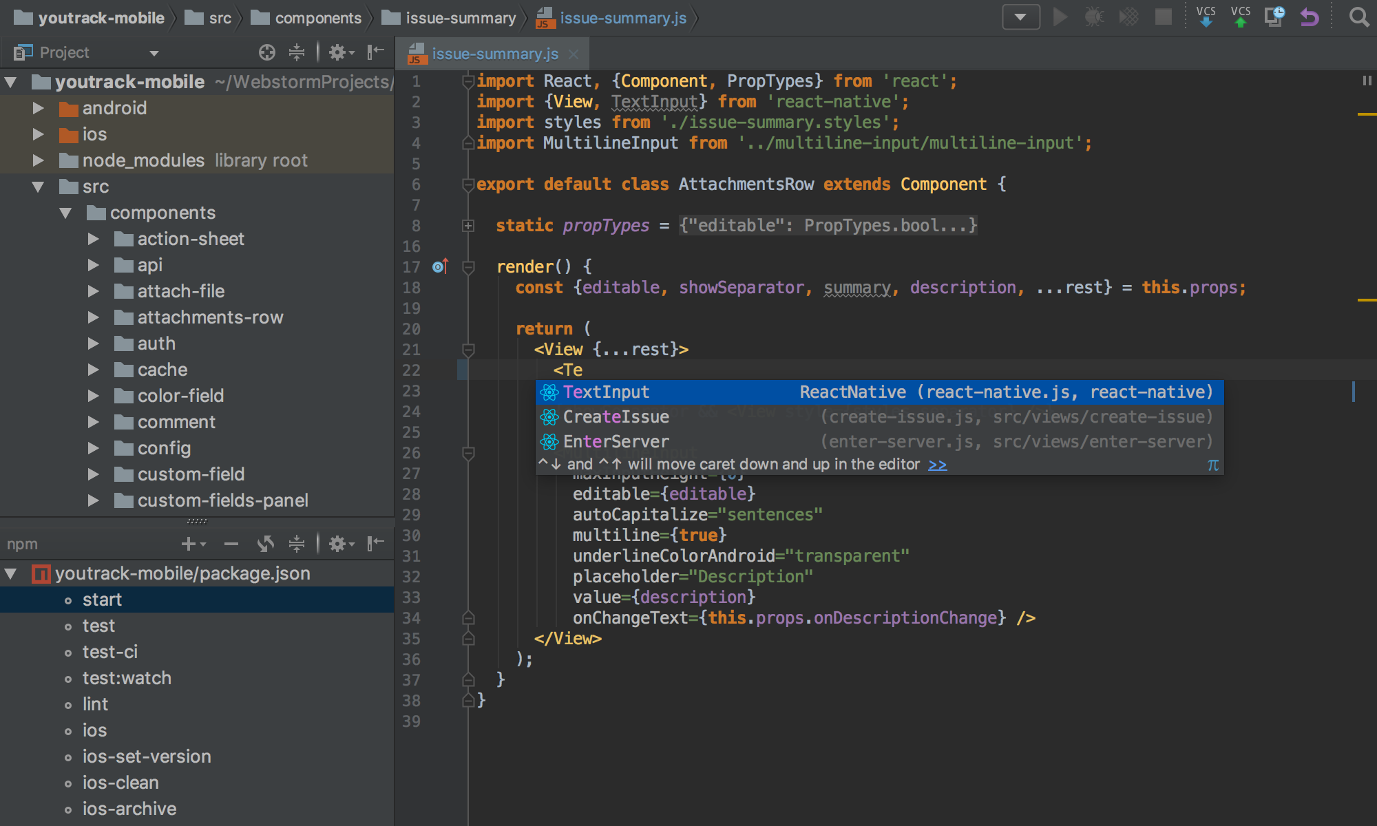 Image result for jetbrains webstorm