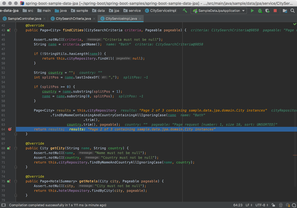 Intellij Idea The Java Ide For Professional Developers By
