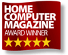 Home Computer Magazine Award Winner
