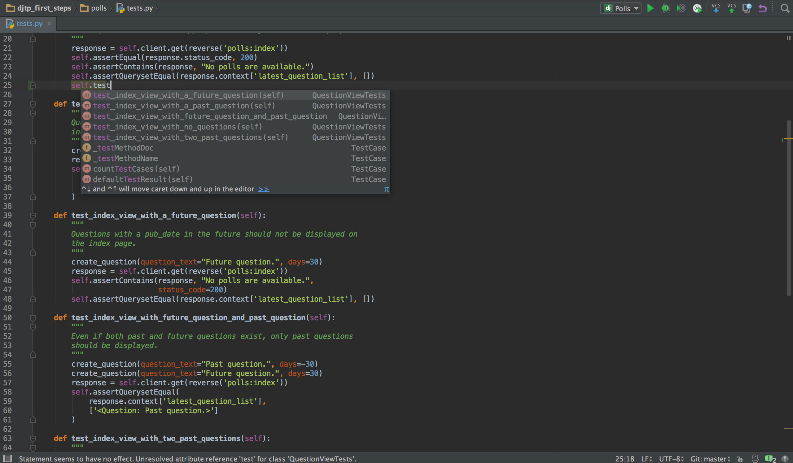 PyCharm: Python IDE for Professional Developers by JetBrains